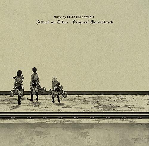 Attack on Titan - Original soundtrack