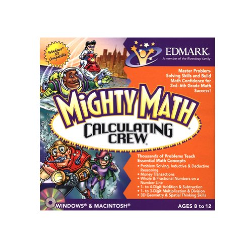 Price comparison product image Mighty Math Calculating Crew