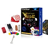 BrilliantMagic Easy Magic Tricks Kit for Young Magician (Blue)