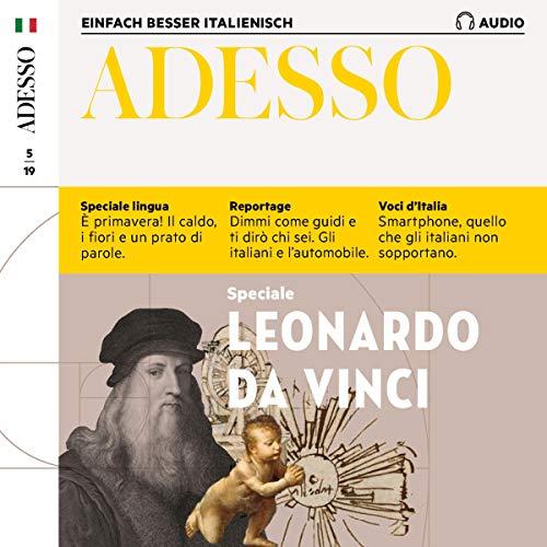 ADESSO Audio - Leonardo da Vinci. 5/2019 Titelbild