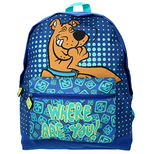 Scooby-Doo Where Are You Kids Backpack Rucksack School Bag