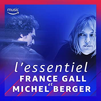 France Gall et Michel Berger