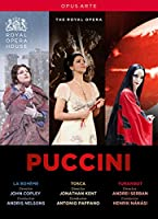 Puccini Opera Collection [DVD]