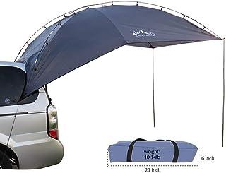 HUKOER Cuenta de auto para acampar Al aire libre Camping Fam