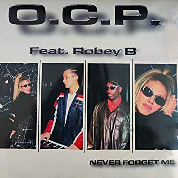 Never Forget Me (feat. Robey b.)
