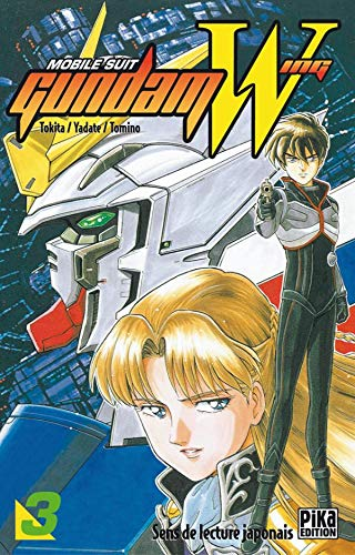 Mobile Suit Gundam Wing, tome 3