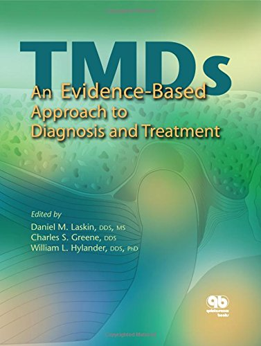 Temporomandibular Disorders TMDs: An Evidenced Based Approach to Diagnosis And Treatment