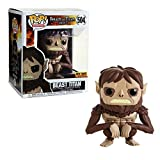 Funko Pop! Attack on Titan 6 Beast Titan Exclusive #504...