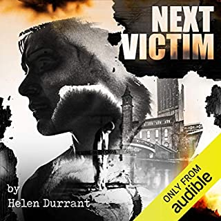 Next Victim audiobook cover art