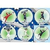 コップのフチ子 ガンバ大阪 全6種類 コンプリート