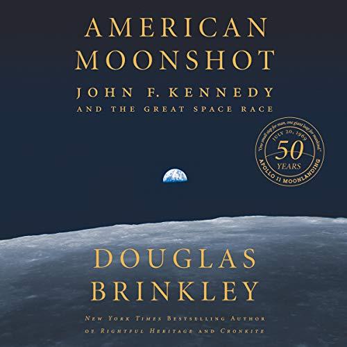 American Moonshot audiobook cover art