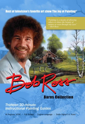 Bob Ross - Barn Collection
