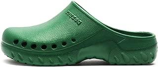 Jiyaru Work Clog for Men Women Lightweight Chef Nurse Flat Shoes