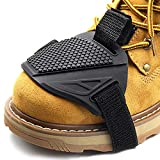 FARLIONA Motorcycle Motorbike shift Pad, Shoe Boot Cover Protector, Useful Motorcycle Gear Shifter Accessories