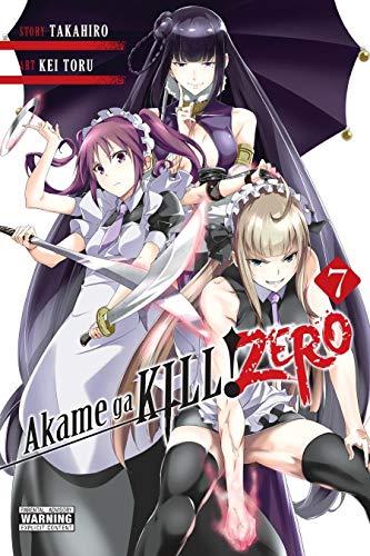 Akame ga KILL! ZERO Vol. 7 (Akame Ga Kill Zero) (English Edition)