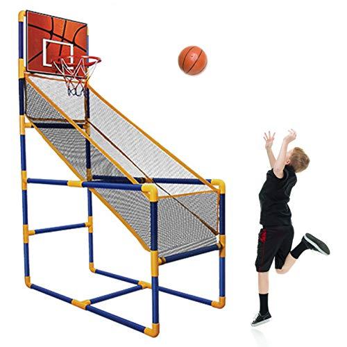fuguzhu Arcade - Canasta de baloncesto para interiores y exteriores