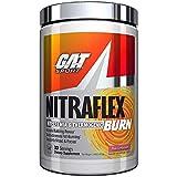 GAT Sport NITRAFLEX Burn, 30 Servings, Pink Lemonade