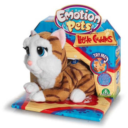 Emotion Pets Giochi Preziosi Plüschtier Little Cherry