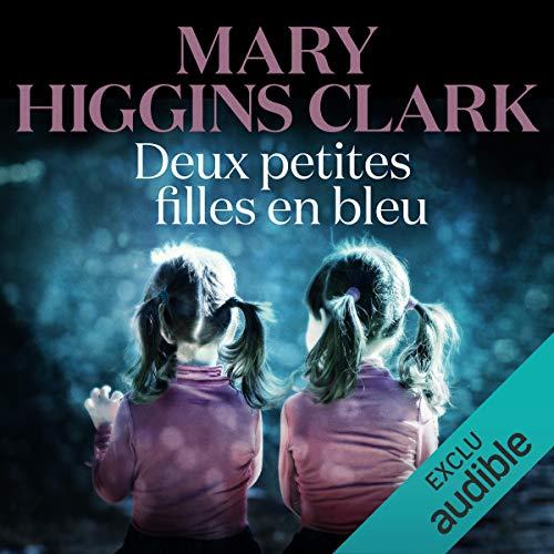 Couverture de Deux petites filles en bleu