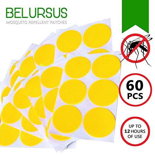 BELURSUS - Patch Anti-moustiques - 100% Naturel...