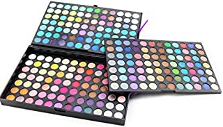 Professional Makeup 252 Colors Academy Professional Eyeshadow Palette- Ideal for Professional and Daily Use
