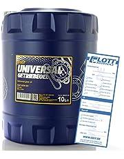 MANNOL MN8107-10 universele transmissieolie 80W-90 API GL 4, 10 liter