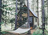 Guest Book Cabin forest: cabin forest park Guest Book, Log Guest Book for Vacation Home, Guest Comments Book, Visitor Comments Book 150 Pages 8.25' x ... Rental - Airbnb - VRBO - Guest House, Lake