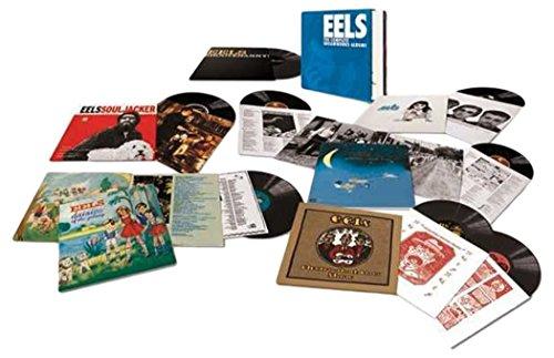 Cover The Complete Dreamworks Albums (Limited 8 LP-Box) [Vinyl LP]