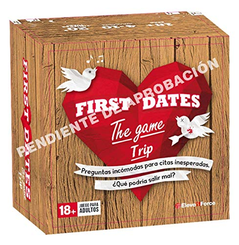 Eleven Force First Date The Game Edición Bolsillo (12234), Multicolor