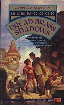 Dread Brass Shadows: A Garrett, P.I. Novel by [Glen Cook]
