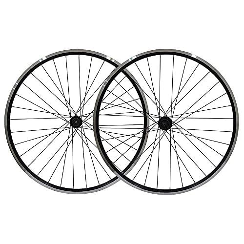 26 pulgadas Juego de Ruedas de bicicletas, freno en V de borde de Doble Pared de aleación de aluminio de casete de liberación rápida / 26 Inch/V Brake