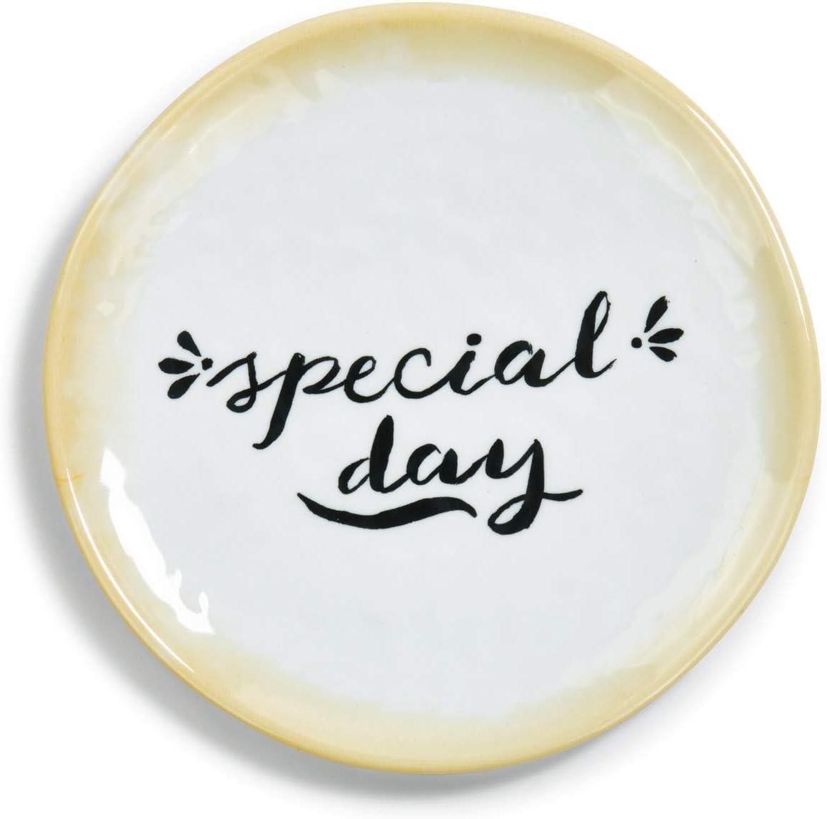 Special Popularity Day Round San Antonio Mall Classic White and 6 Tone x Dec Gold Melamine