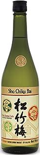 Sake Sho Chiku Bai 750 ml