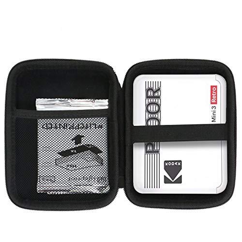 Aenllosi Hard Carrying Case for Kodak All-New Mini 3 Square Instagram Size Bluetooth Portable Photo Printer