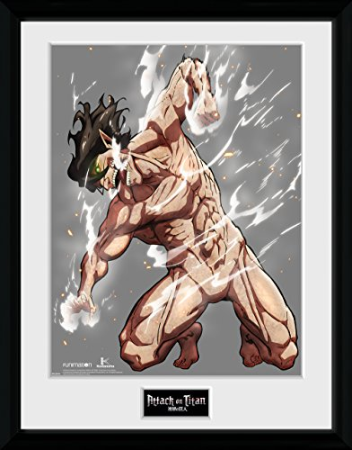 GB eye LTD, Attack On Titan Season 2, Eren Titan,...