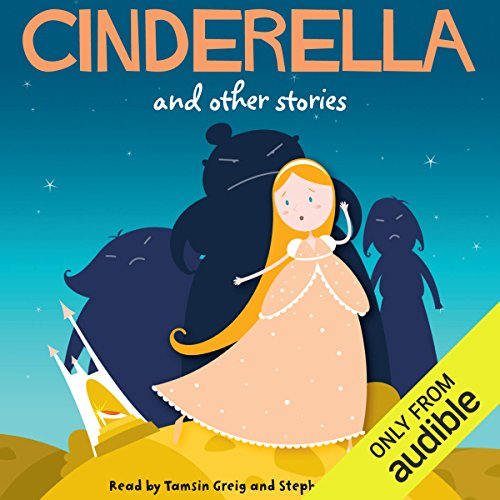 Cinderella and Other Stories cover art