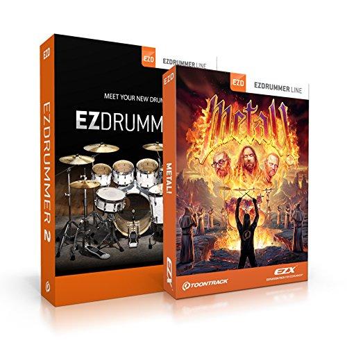 TOONTRACK EZ Drummer 2 + EZX Metal! Download