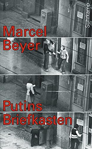 Putins Briefkasten: Acht Recherchen (suhrkamp taschenbuch)