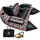 Belly boat Float Tube Ghost 140 Amtrac Fishing – Sandstorm Camo