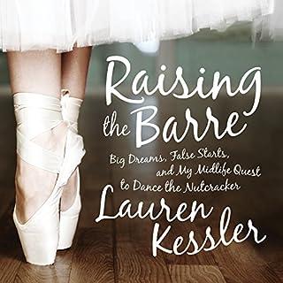 Raising the Barre audiobook cover art