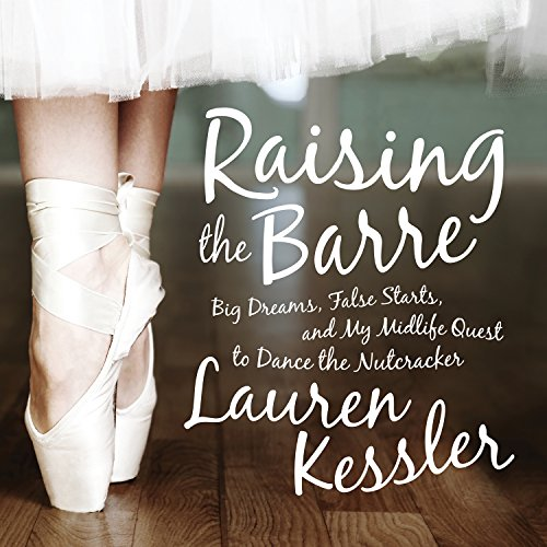 Raising the Barre audiobook cover art