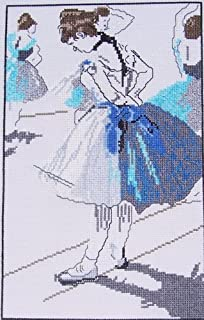 The Dancers by Degas, A Counted Cross Stitch Kit