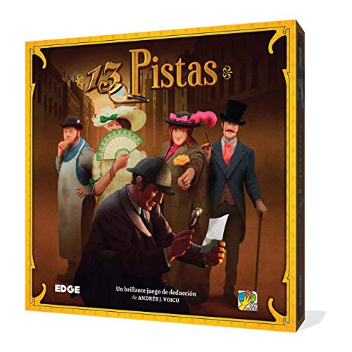 Edge Entertainment-13 Pistas-Español, Color (EEDV1301)