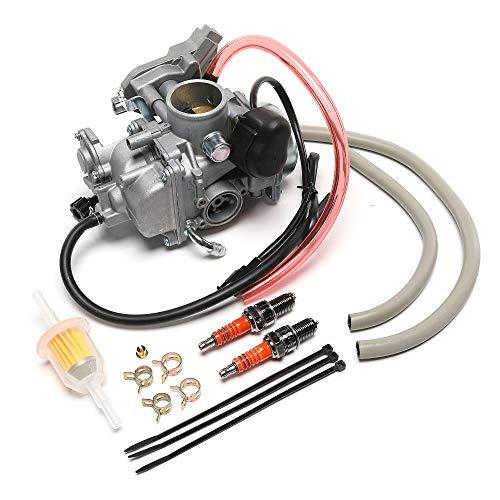 DEF 0470-737,0470-843 Carburetor Kit for Arctic Cat ATV 350 366 400 2008-2017 Replace OEM Factory CVK 34mm Carb