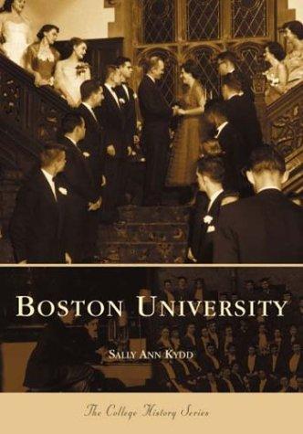 Boston University (MA) (College History Series)