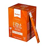 Xucker Light Sticks mit Erythrit - Erythrit von Xucker kalorienfrei I 50 Xucker-Sticks je 5 g I 70 % der Süßkraft von Zucker (250g)