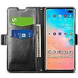 Samsung S10 Plus Wallet Case, Galaxy S10 Plus Flip Case