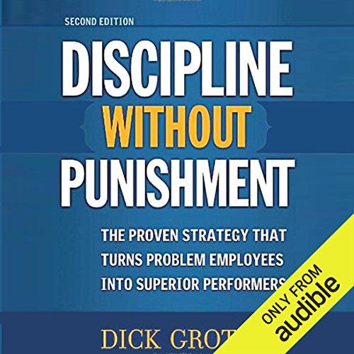 Discipline Without Punishment cover art