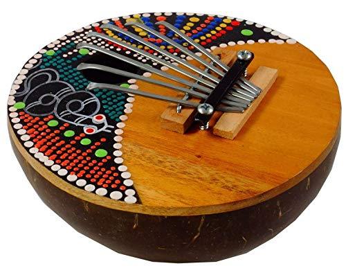 Kalimba de Coco, Karimba