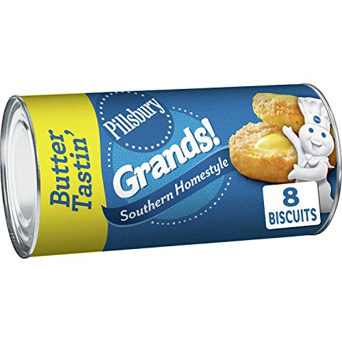 Pillsbury Grands!, Southern Homestyle, Butter Tastin', 8 ct, 16.3 oz